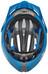 KED Wayron PRO Helmet black lightblue matt